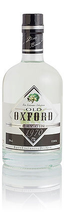GIN OXFORD 1970 TRIPLE DESTILACIÓN 70CL.