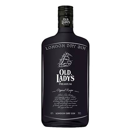 GIN OLD LADY'S PREMIUM
