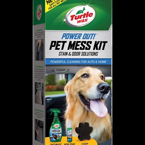 美國龜牌T-50692寵物污漬強效清潔套裝 - Pet Mess Kit
