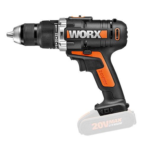 WORX 威克士 WX372.9 20V鋰電衝擊鑽 (淨機)