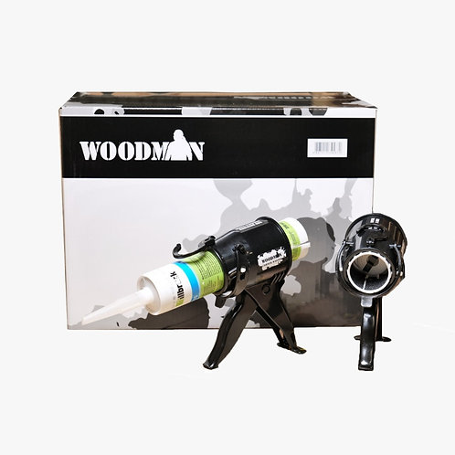 WOODMAN 一木 MASG-01 超短玻璃膠槍 - Ultre short caulking gun