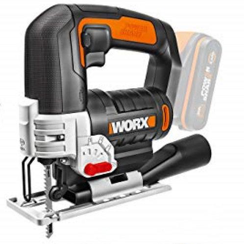 WORX 威克士 WX543.9 20V鋰電曲線鋸(淨機)