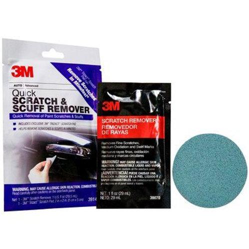 3M™ PN39149 車身除刮痕簡便裝 - Quick scratch & scuff remover kit