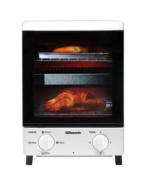 Rasonic樂信 RTN-T10W雙層多士焗爐10升(白色) - Double-Layer Toaster Oven(10L)