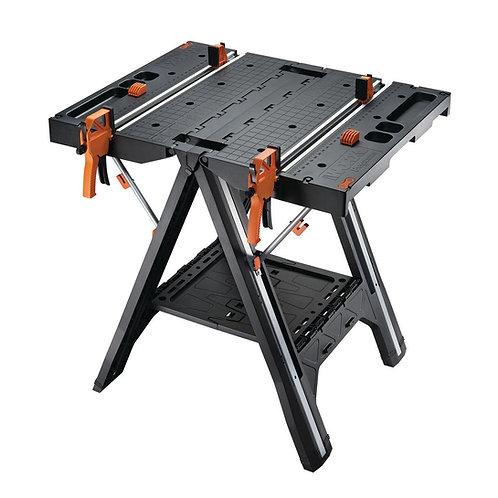 WORX 威克士 WX051 多功能工作枱 - Pegasus Folding Work Table& Sawhorse