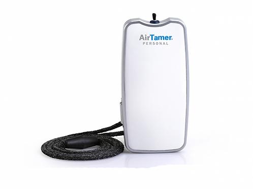 AirTamer A310 雅達瑪穿戴式負離子抗菌空氣淨化器 USB充電 (白色)