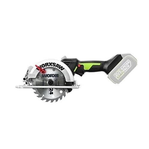 WORX 威克士 WU535.9 20V 140mm 無刷鋰電圓鋸(淨機) - Cordless Lithium Brushless Circular Saw