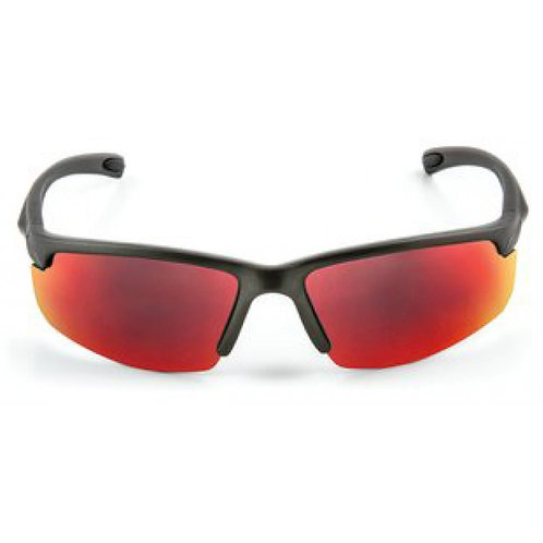 3M™ SS1329AS-G 安全太陽眼鏡 - 灰框紅鏡(鏡面)-Safety Sunwear, Gray Frame, Red Mirror AS Lens
