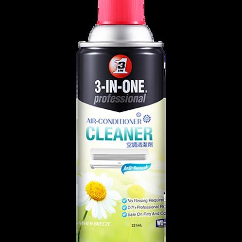 WD-40® 3-IN-ONE 專業殺菌冷氣清潔劑 (夏日涼風) - 331ml