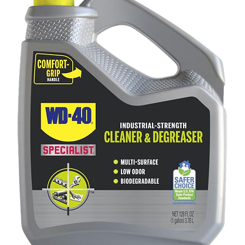 WD-40®專業系列WD 30036萬用強效清潔除油劑(1加侖)-Industrial-Strength Cleaner & Degreaser(1gal)