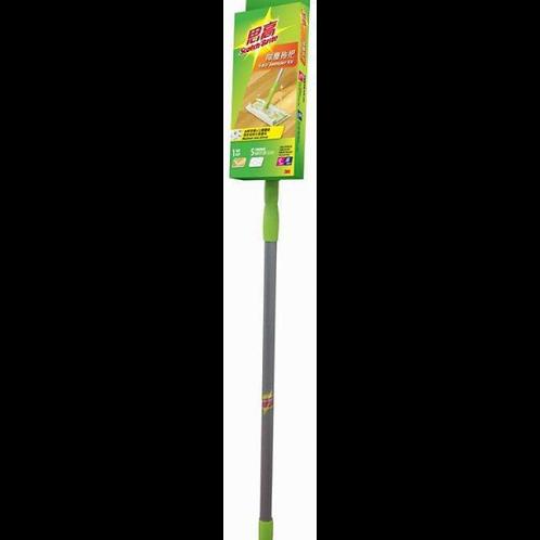 3M™Q600HK思高™除塵拖把 (1拖把+5片除塵乾紙) - Scotch-Brite™ Easy Sweeper Kit