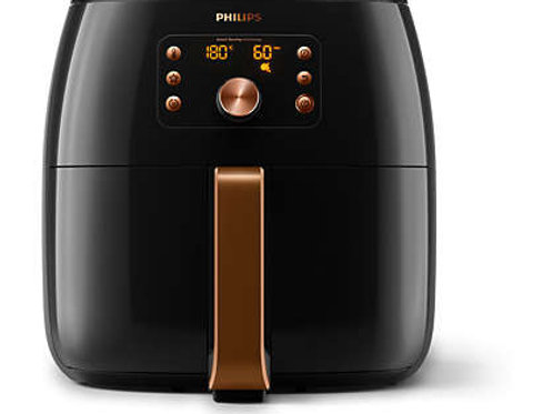PHILIPS HD9860/91 Premium XXL健康空氣炸鍋 - PHILIPS HD9860/91 Premium Airfryer XXL