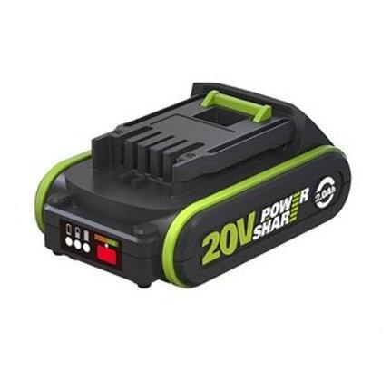WORX 威克士 WA3593 20V 2.0Ah 鋰電池