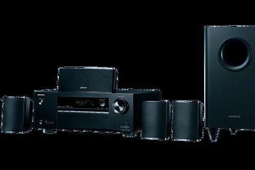 Onkyo HT-S38005.1聲道影音擴音機喇叭組合