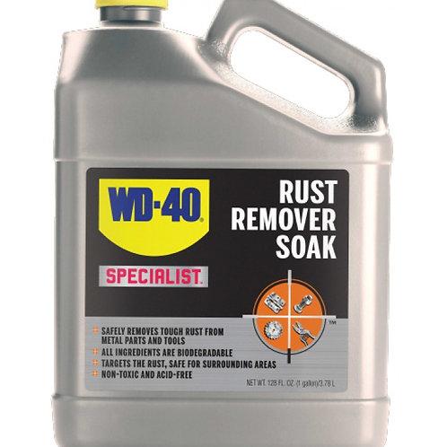 WD-40® 專業系列 WD 30004除銹劑 (1加侖) - Rust Remover Soak (1 gal)