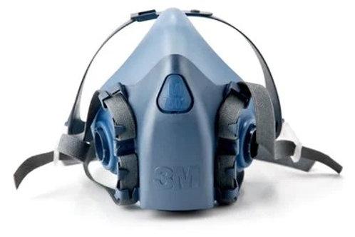 3M™ 7502 再用半面式口罩(中碼) - Half Facepiece Reusable Respirator(Medium)