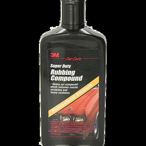 3M™ PN39004 超級粗蠟 (16OZ) - Super Duty Rubbing Compound (16OZ)