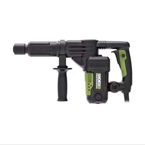 WORX 威克士 WU358 1100W 5公斤電錘 六角柄鑽頭 - 5kg electric hammer hex handle drill bit