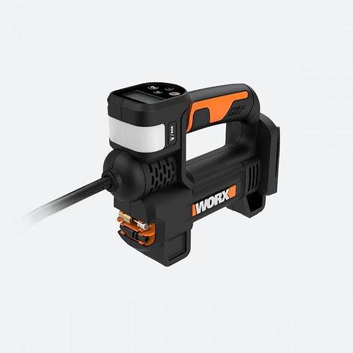 WORX威克士 WX092 20V鋰電充氣泵(淨機) - Cordless Lithium Portable Air Pump Inflator