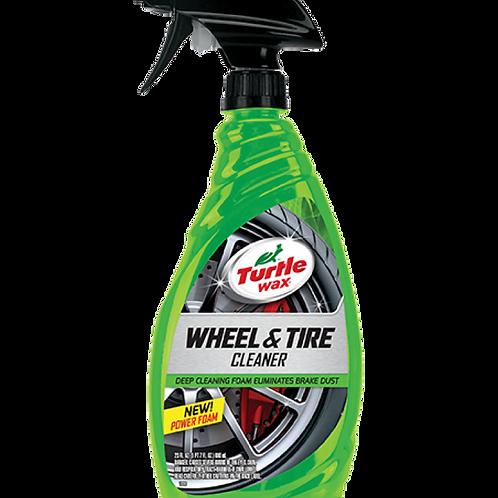 美國龜牌 T-18 強效車軨輪胎二合一清潔劑 (23安士) - All Wheel & Tire Cleaner (23oz)