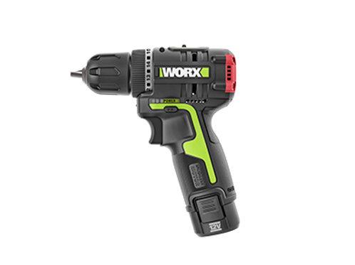 WORX 威克士 WU130 12V 鋰電無刷雙速迷你電鑽 - Cordless lithium 2 speed brushless mini drill