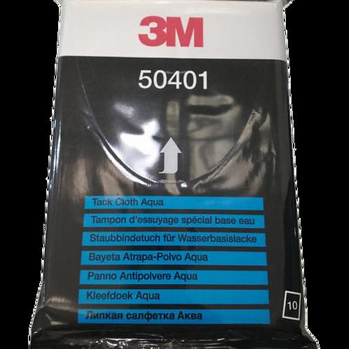 3M™ 50401 專業除塵布 32X40CM (10片裝) - TackClothAqua32X40CM (10PCS)