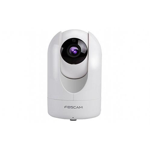 P FOSCAM R2 網路攝影機2.0百萬高清1920 X 1080P卡儲存白色