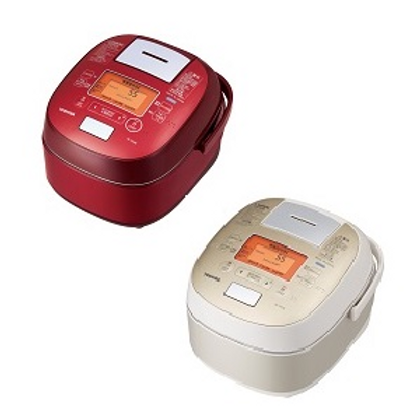 Toshiba 東芝 RC-DS10K 真空壓力磁應電飯煲(1.0公升) 鑽石銅鍋