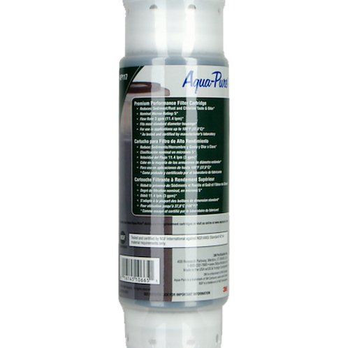 3M™ Aqua-Pure™ AP117 雙重效能活性碳濾芯 - Standard Sump Replacement Water Filter
