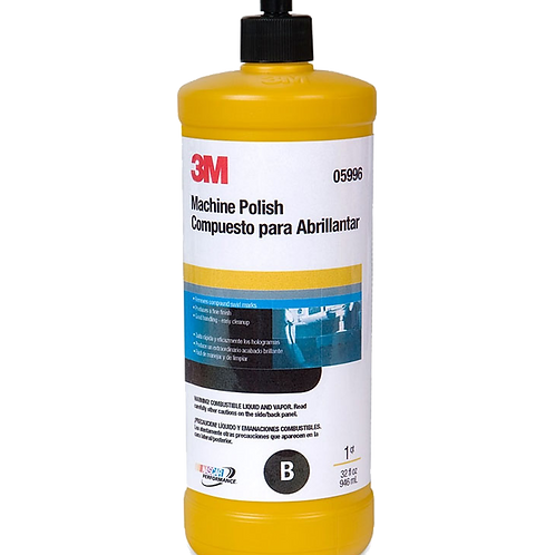 3M™ PN5996 鏡面蠟水 (946ml) - Machine polishing glaze (946ml)