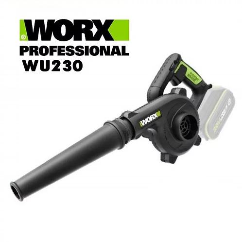WORX 威克士 WU230.9 20V鋰電吹風機 (淨機) - Cordless lithium blower (Tool only)