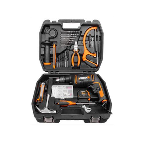 WORX 威克士 – 多功能五金工具箱(套裝衝擊鑚) WX317.3