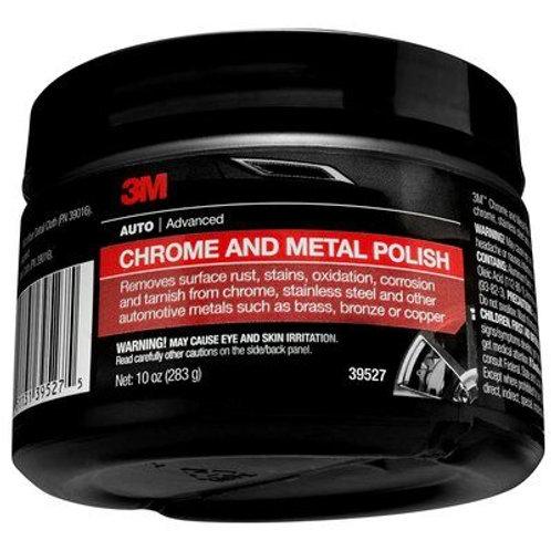 3M™ PN39527 鍍鉻金屬拋光劑 (10OZ) - Chrome and Metal Polish (10OZ)