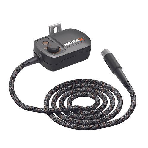 WORX 威克士 WA7161 MAKER-X 20V電池開關轉換器(含USB接口) - Hub Adapter(with USB Port)