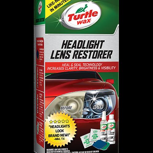美國龜牌 T-240KT車頭燈罩護理套裝 - Headlight Lens RestoresKit