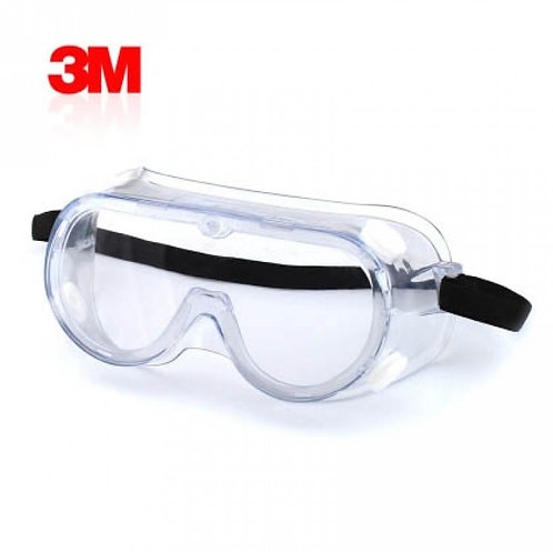 3M™ 1621 防護眼罩(透明鏡) - Safety Splash Goggles(Clear Lens)