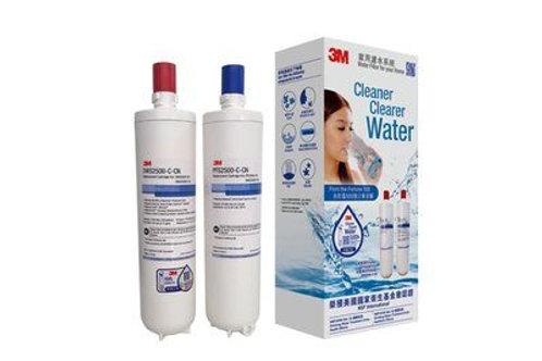 3M™ DWS2500T-CN 智能淨水系統濾芯套裝