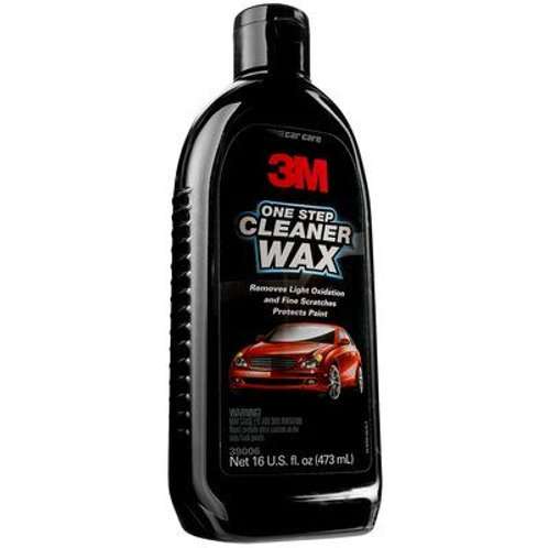 3M™ PN39006 三合一水晶蠟 (16 OZ) - 3M™ PN39006 One Step Cleaner Wax (16 OZ)