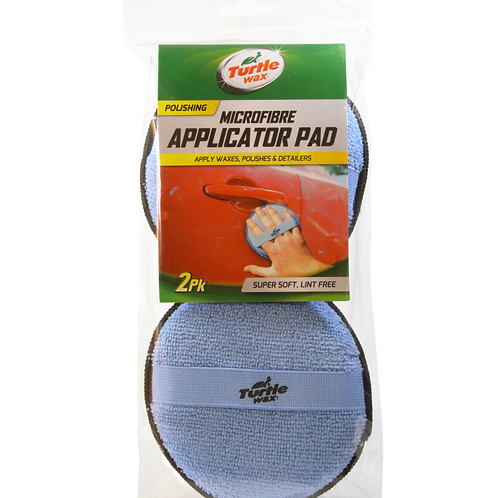 美國龜牌 TWA-109 上蠟棉(2件裝) - Microfibre Applicator Pads (2PK)