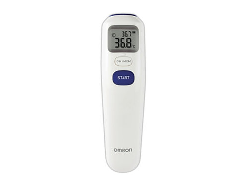 OMRON 歐姆龍 MC-720 紅外線額溫槍- Forehead Thermometer