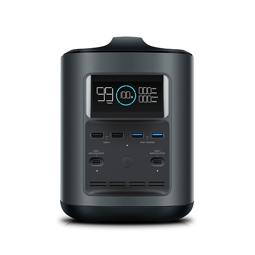 EcoFlow RIVER370 – Portable Power Station 電能站