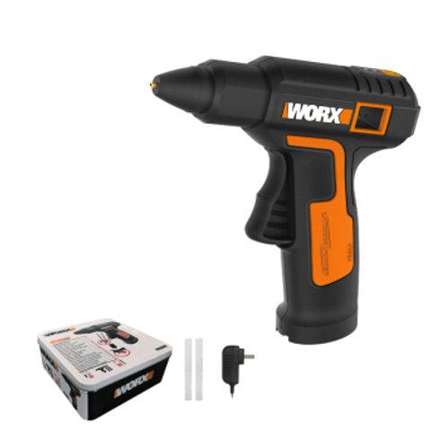WORX 威克士 WX890 4V鋰電熱熔膠槍 Cordless Glue Gun