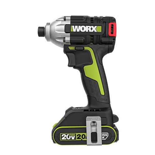 WORX WU290D.9 20V 無刷起子機(淨機)-Cordless lithium brushless impact driver(Tool only)