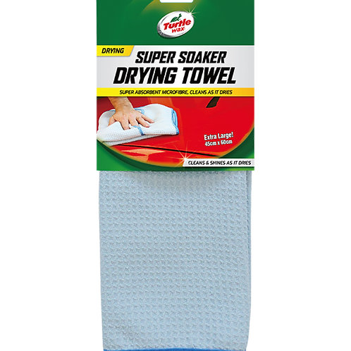 美國龜牌 TWA-126 超級微細纖維快乾汽車抺布 - Super Soaker Drying Towel