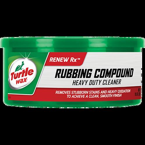 美國龜牌 T-230A粗蠟 (10.5安士) - Rubbing Compound Heavy Duty Cleaner (10.5oz)