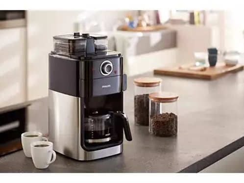 PHILIPS HD7762/00 Grind & Brew 咖啡機 -