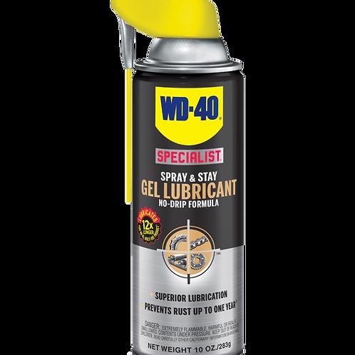 WD-40® 專業系列WD 30010長效潤滑啫喱 (10安士) - Spray & Stay Gel Lubricant (10oz)