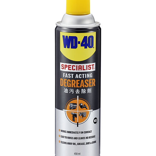 WD-40® 專業系列 WD 35003 油污去除劑 (450毫升) - Fast Acting Degreaser (450ml)