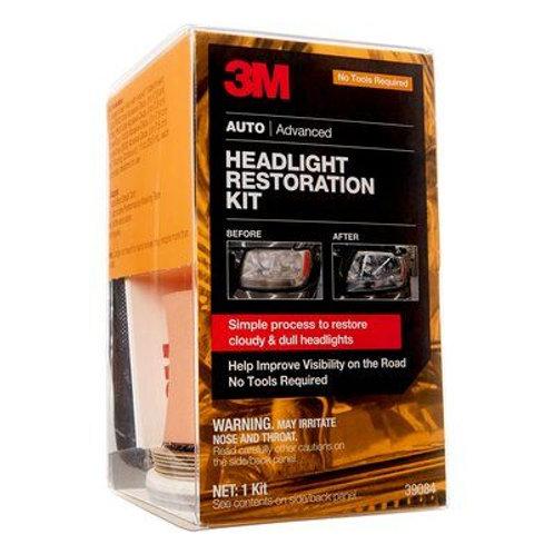 3M™ PN39084 車燈翻新套裝 - Headlight Restoration Kit