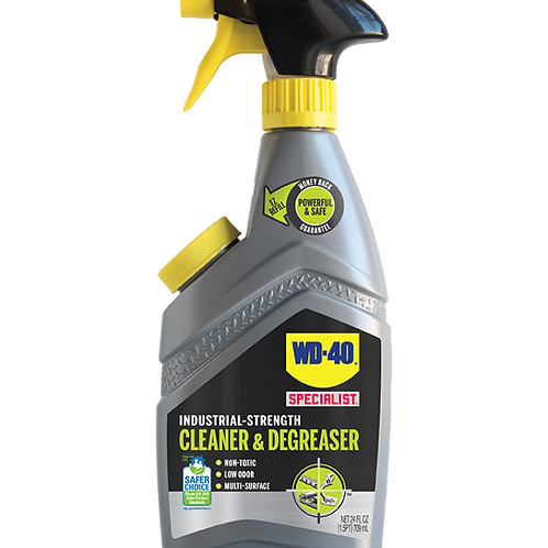WD-40®專業系列WD 30034萬用強效清潔除油劑 (24安士)-Industrial-Strength Cleaner & Degreaser(24oz)